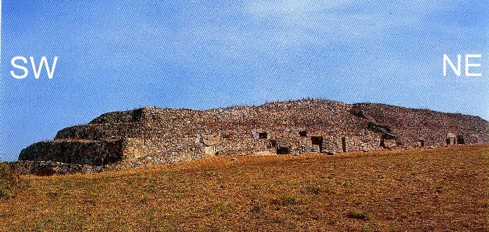 General view of Barnenez